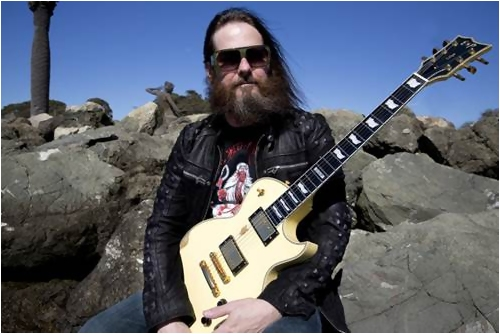 Gary Holt and ESP Guitars