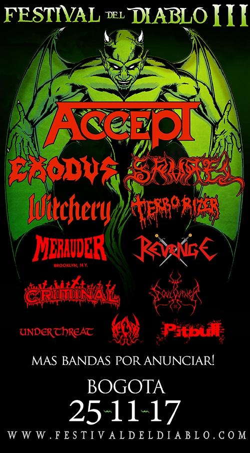 Festival Del Diablo III